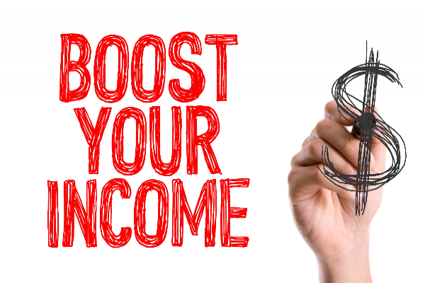 Boost your income 600